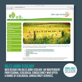 Giles Agro-Ecology