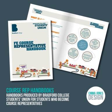 Course Rep Handbooks