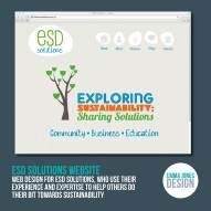 ESD Solutions website