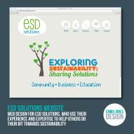 ESD Solutions website